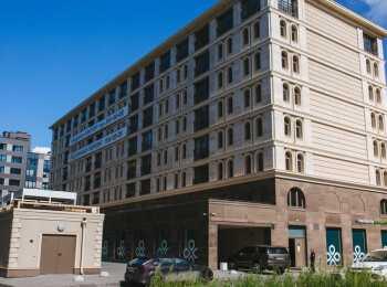 8-этажное здание